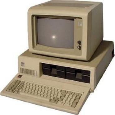 Oude commodore 64 computer